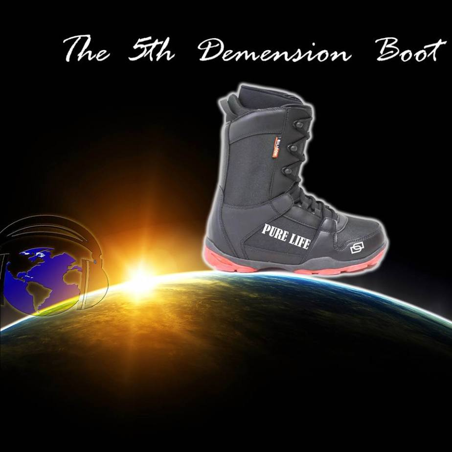 5th Demension Snowboard Boot